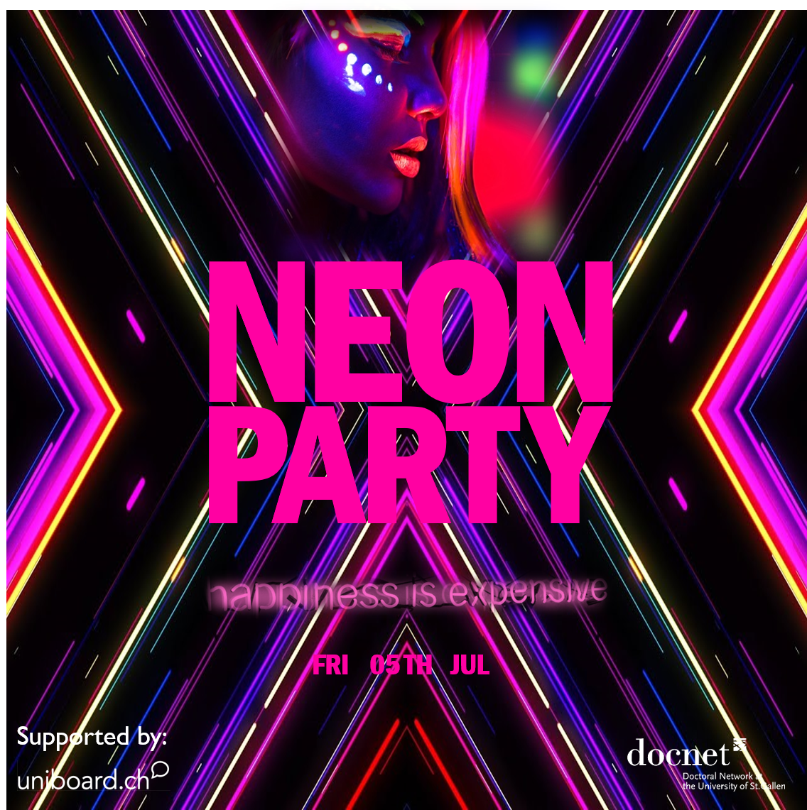 Neon Summer Party Teaser