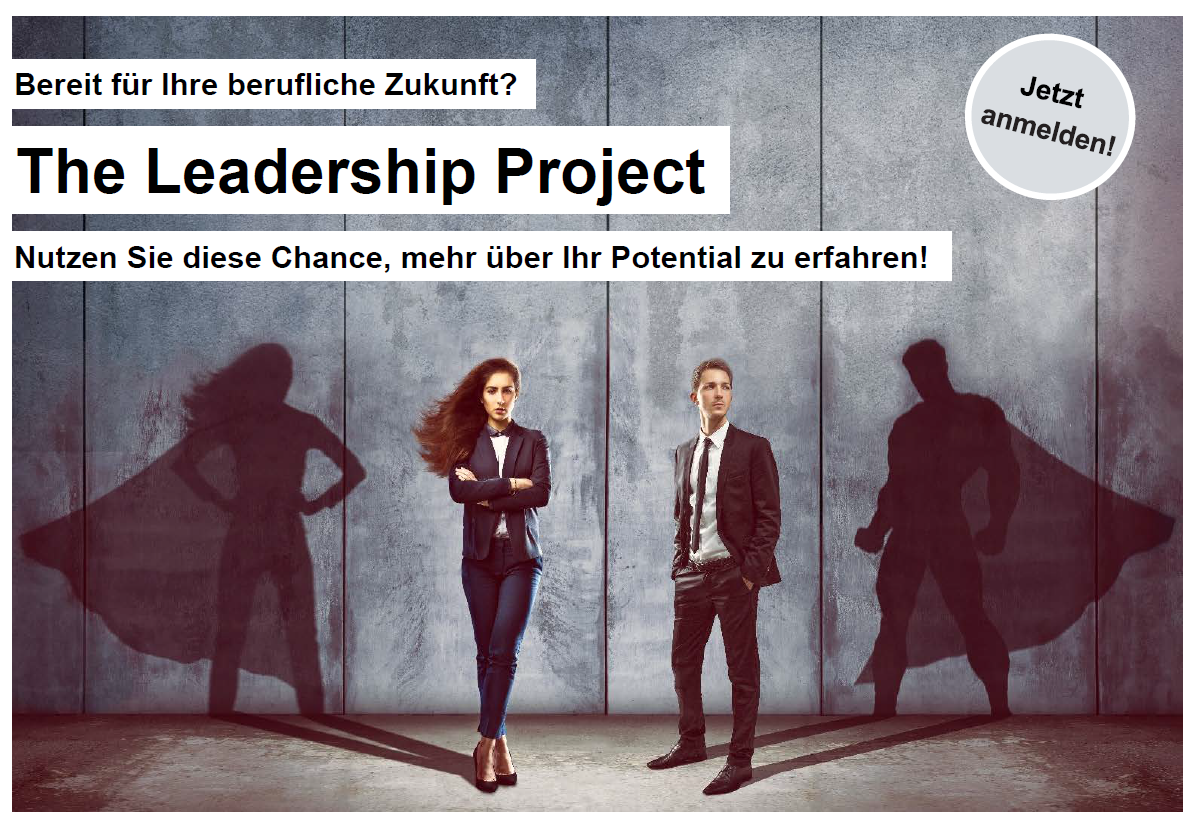 Flyer The Leadership Project