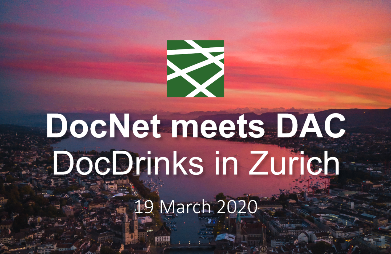 Flyer DocNet meets DAC
